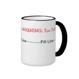 The Half Cup Mugs