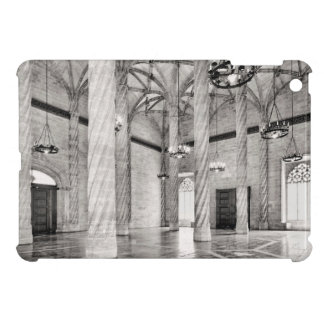 The Hall of Columns in Valencia iPad Mini Case