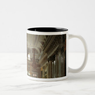 The Hall of the Field Marshal in the Winter Coffee Mug