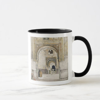 The Hall of the Two Sisters (Sala de las dos Herma Mug