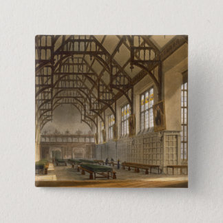 The Hall of Trinity College, Cambridge, from 'The 15 Cm Square Badge