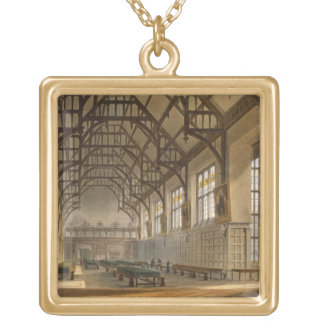 The Hall of Trinity College, Cambridge, from 'The Gold Plated Necklace