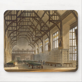 The Hall of Trinity College, Cambridge, from 'The Mouse Mat