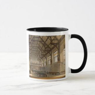 The Hall of Trinity College, Cambridge, from 'The Mug
