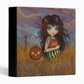 The Halloween Fairy Binder