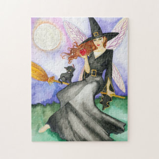 The Halloween Fairy Jigsaw Puzzle