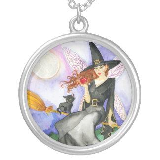 The Halloween Fairy Necklace