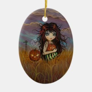 The Halloween Fairy Ornament