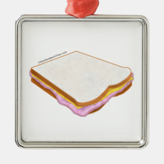 The Ham Sandwich Christmas Ornament