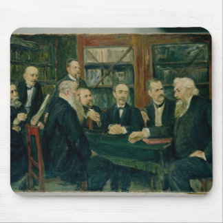 The Hamburg Convention of Professors, 1906 Mouse Mat