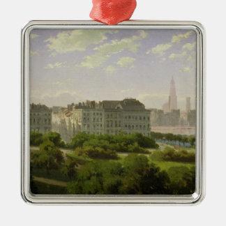 The Hamburg Kunsthalle Christmas Ornament