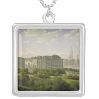 The Hamburg Kunsthalle Silver Plated Necklace