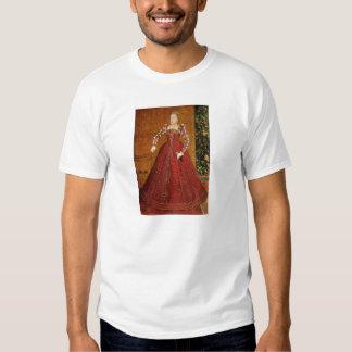 "The ""Hampden"" portrait of Elizabeth I of England Tshirts"