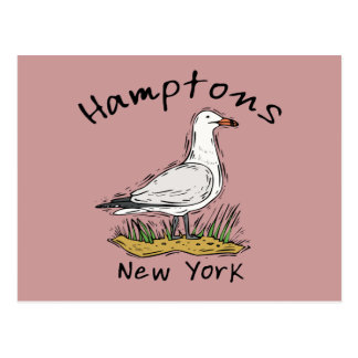 The Hamptons Postcard