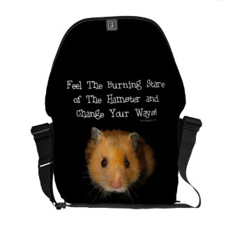 The Hamster Commuter Bag
