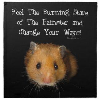 The Hamster Napkin