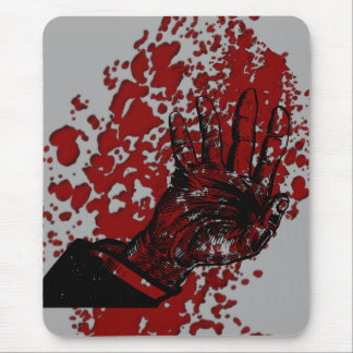 The Hand Mouse Mat