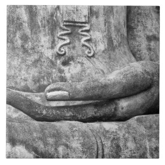 The Hand of Buddha - Tile