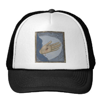 The Hand of God Trucker Hat