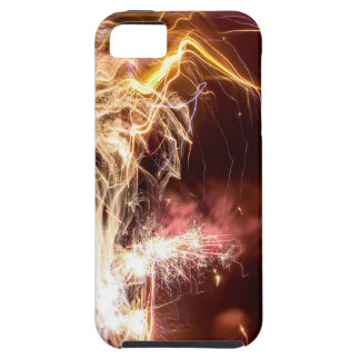The hand of God iPhone 5 Case