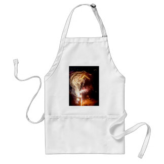 The hand of God Standard Apron