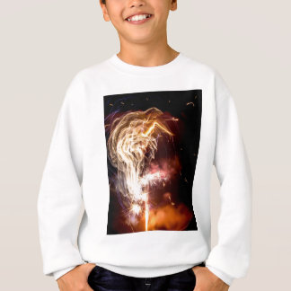 The hand of God Sweatshirt