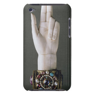 The Hand of Justice, from the Treasure of St. Deni iPod Touch Cases
