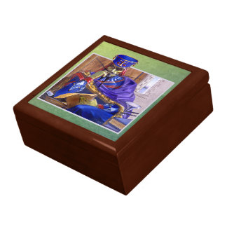 The Hand of Justice Large Square Gift Box
