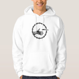 The Hand That Putts Hoodie