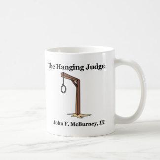 The Hanging Judge Coffee Mug