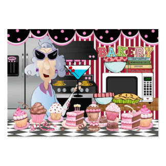 The Happy Chef / Kitchen Of / Cooking - SRF Business Cards