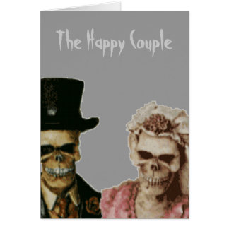 The Happy Couple Card
