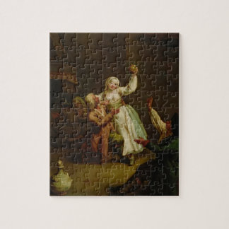 The Happy Couple Jigsaw Puzzle