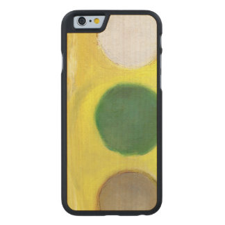 The Happy Dots 3 2014 Carved® Maple iPhone 6 Case
