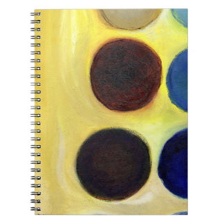 The Happy Dots 4 2014 Notebook