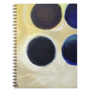 The Happy Dots 9 2014 Notebook
