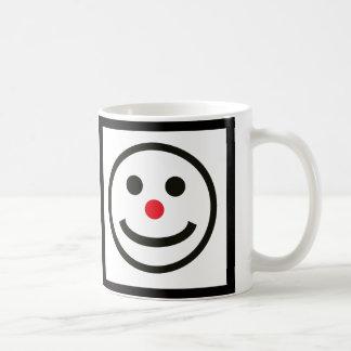 The Happy Face Coffee Mug