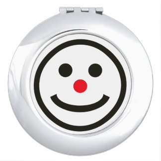 The Happy Face Mirror For Makeup