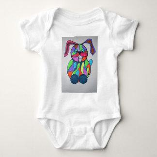 The Happy Hare Baby Bodysuit