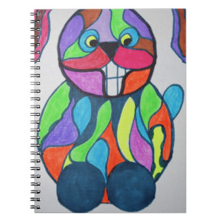 The Happy Hare Notebook