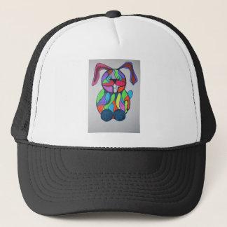 The Happy Hare Trucker Hat
