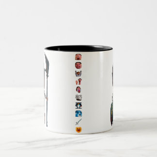 The Happy Hob Mug with Emote Stripe