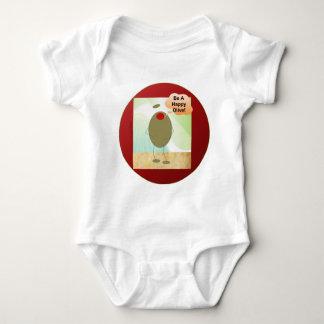 The Happy Olive Baby Bodysuit