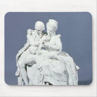 The Happy Parents, Meissen, c.1770 Mouse Pads