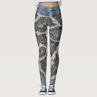 THE HAPPY REBEL YOGA PANTS Coraline