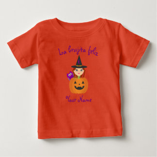 """""""The Happy Witch""""  Halloween T-Shirt"""