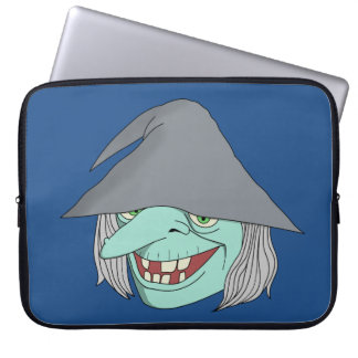 The Happy Witch Laptop Computer Sleeve