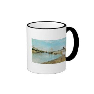 The Harbor at Lorient Coffee Mug