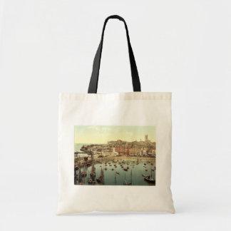 The harbor, II., Margate, England classic Photochr Bag