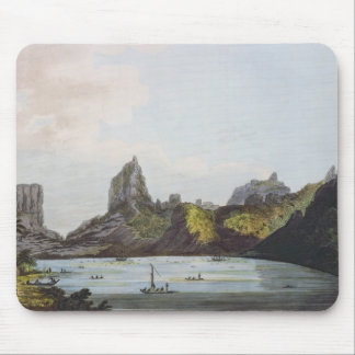 The Harbour of Taloo in the Island of Eimeo Mouse Mat